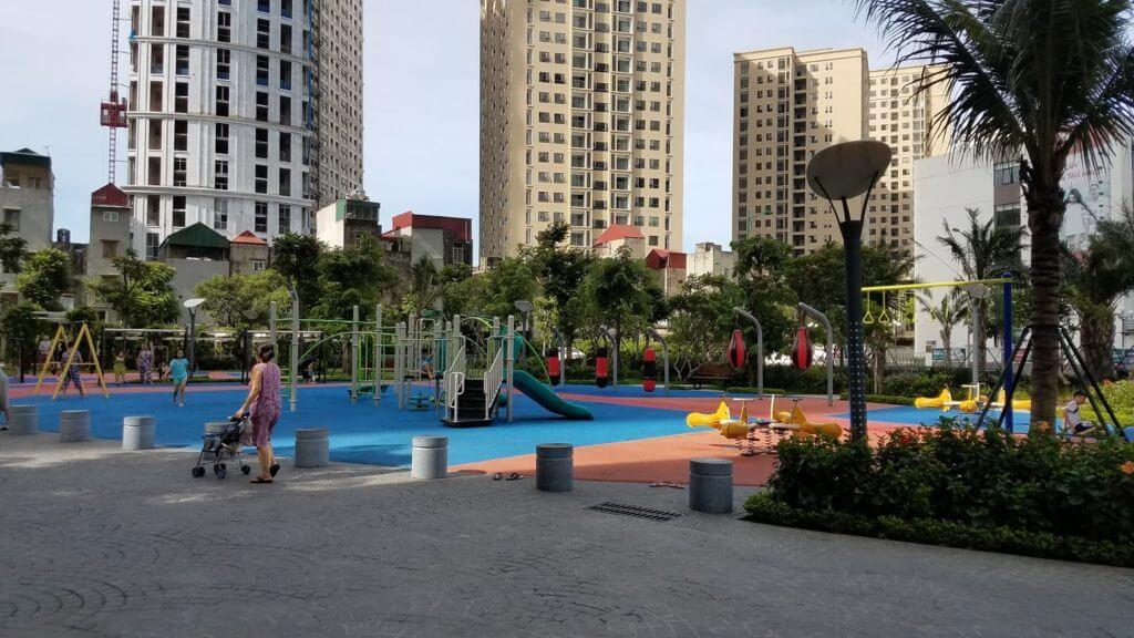 Sân chơi trẻ em Park Hill